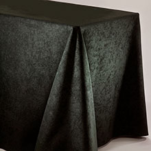 Conference Cloth Fitted (3 sides drape with corner pleats)